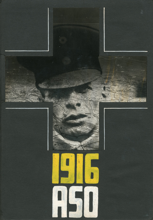Alison Smithson novel, '1916ASO', acquired by AA Archives.