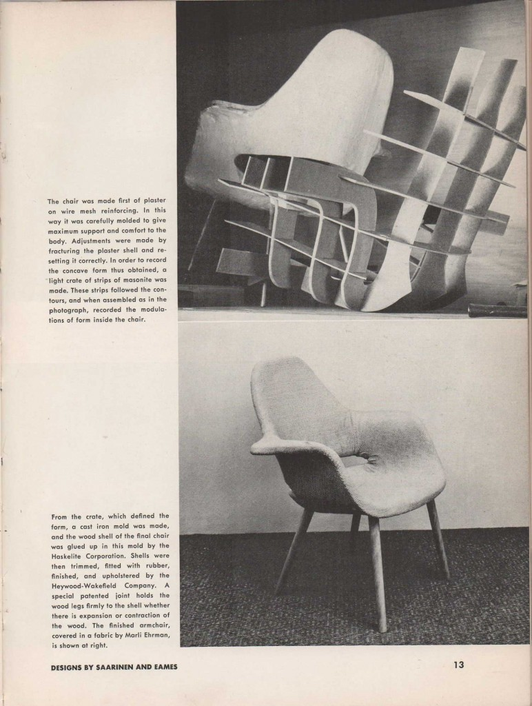 aa library organic design in home furnishings 1941 architectural association collections. Black Bedroom Furniture Sets. Home Design Ideas