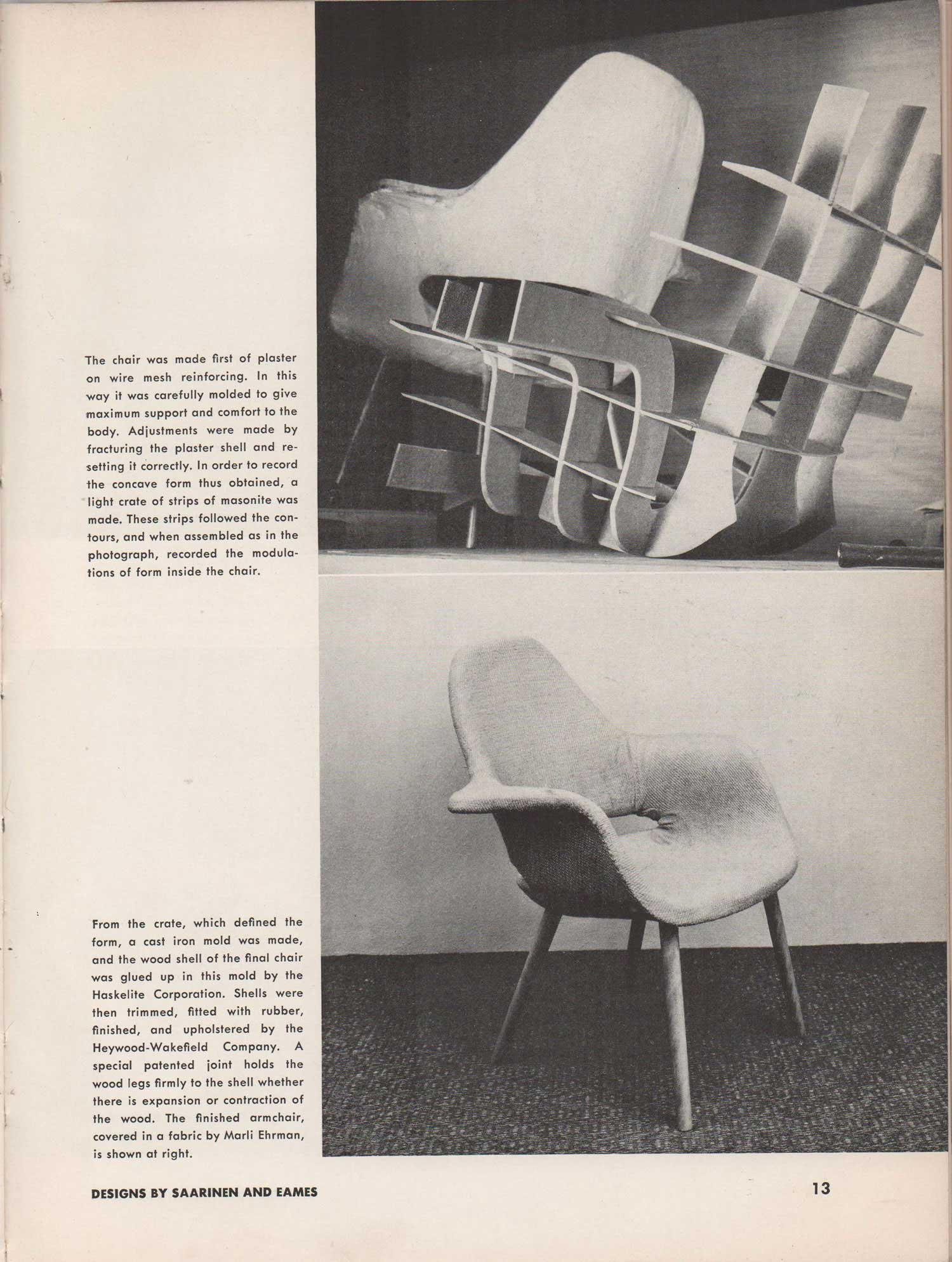 AA Library: Organic Design in Home Furnishings (1941 ...