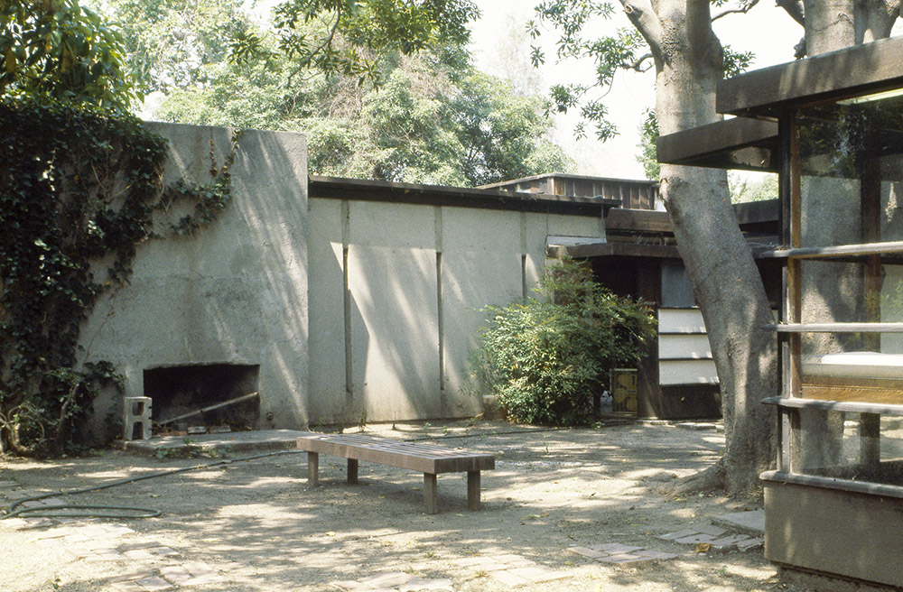Aa Photo Library Reyner Banham And The Schindler House